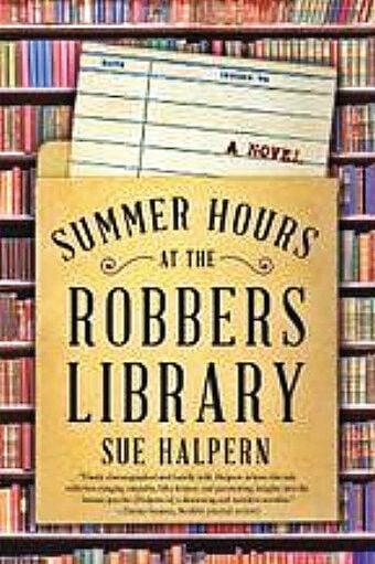 Halpern weaves summer reading adventure
