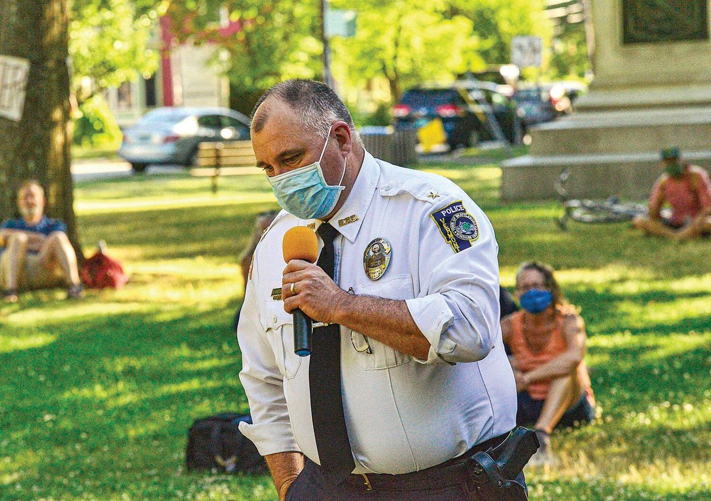 Brattleboro Police Department chief announces retirement
