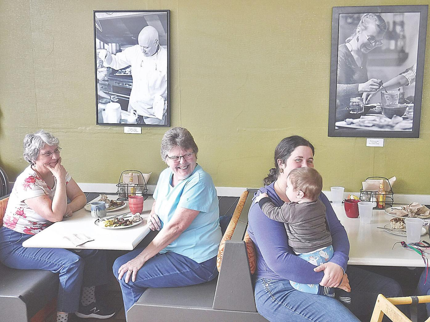The Porch Cafe and Catering: Serving up local food brings statewide honor