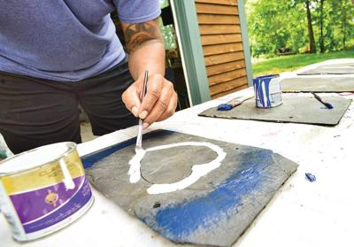 Local personality spreads 'heart' around Brattleboro