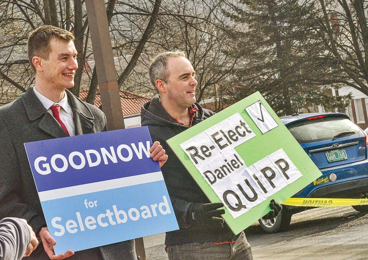 Brattleboro nixes mayor proposal, votes for incumbents