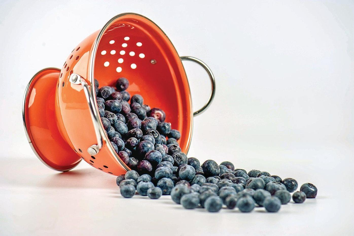 So, you picked 12 pounds of blueberries ... now what?