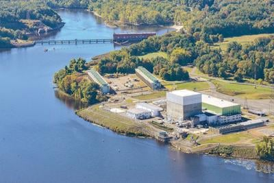 Yankee site survey shows contamination
