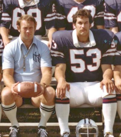 Vigneau turned down NFL offers, coached college football instead