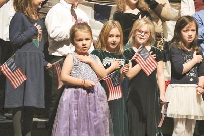 Kurn Hattin honors veterans