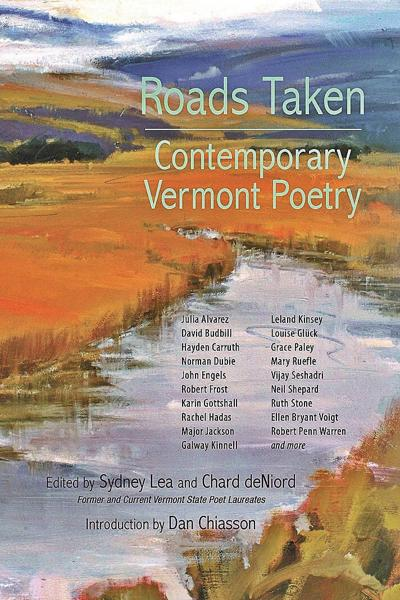 Bookmarks: Vermont poetry - The road taken