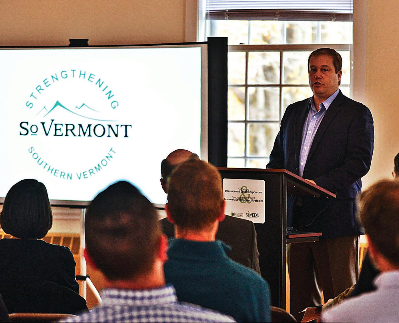 Southern Vermont economic plan in the works