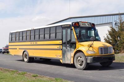 Paola school bus