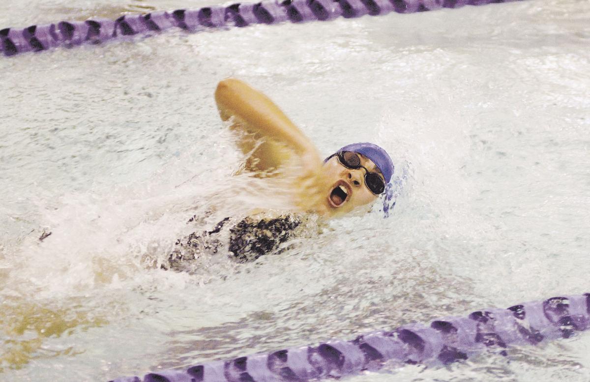 Osawatomie-Paola girls swim team recognizes seniors