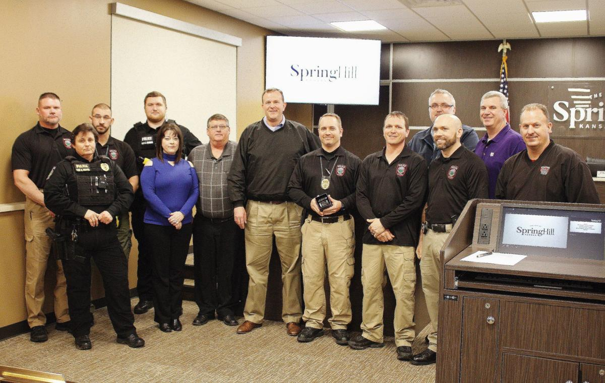 Henson named new Spring Hill police chief