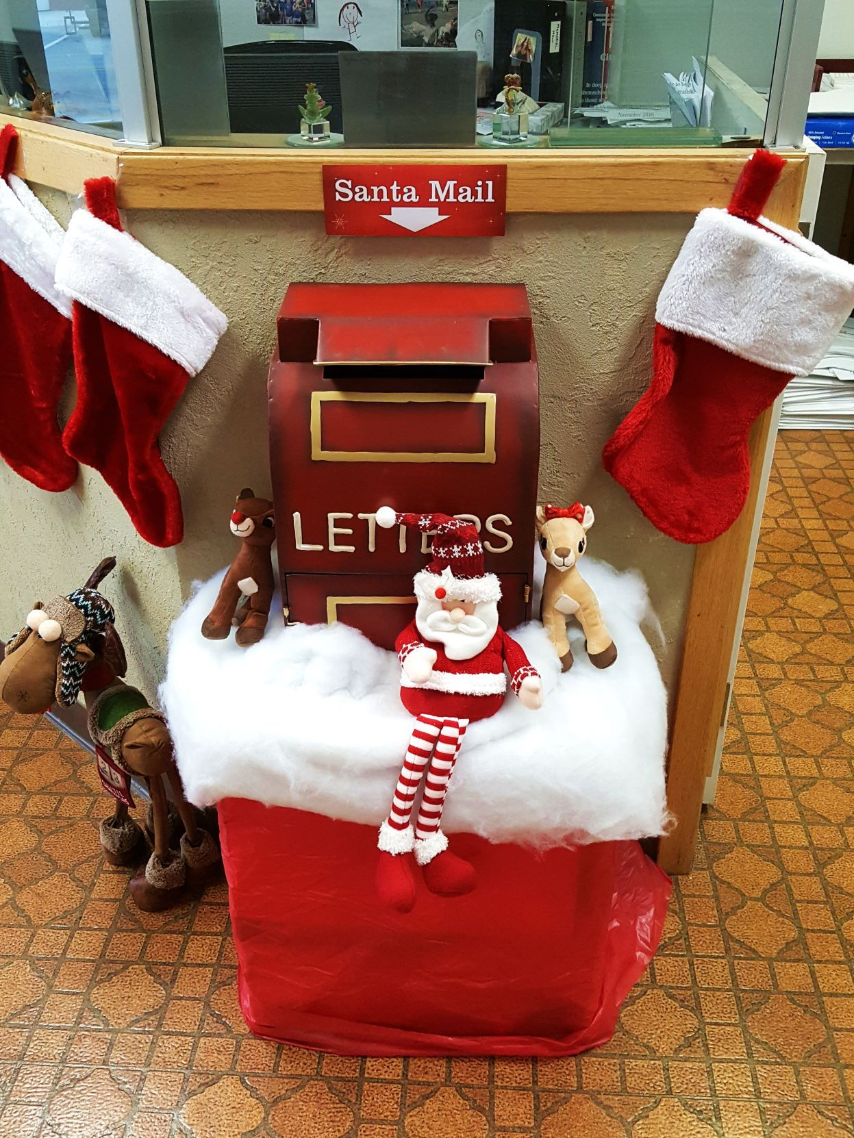 Santa Letter Tradition In Osawatomie Continues To Grow Local