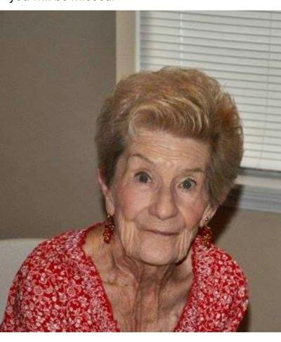Marilyn K. Roberts