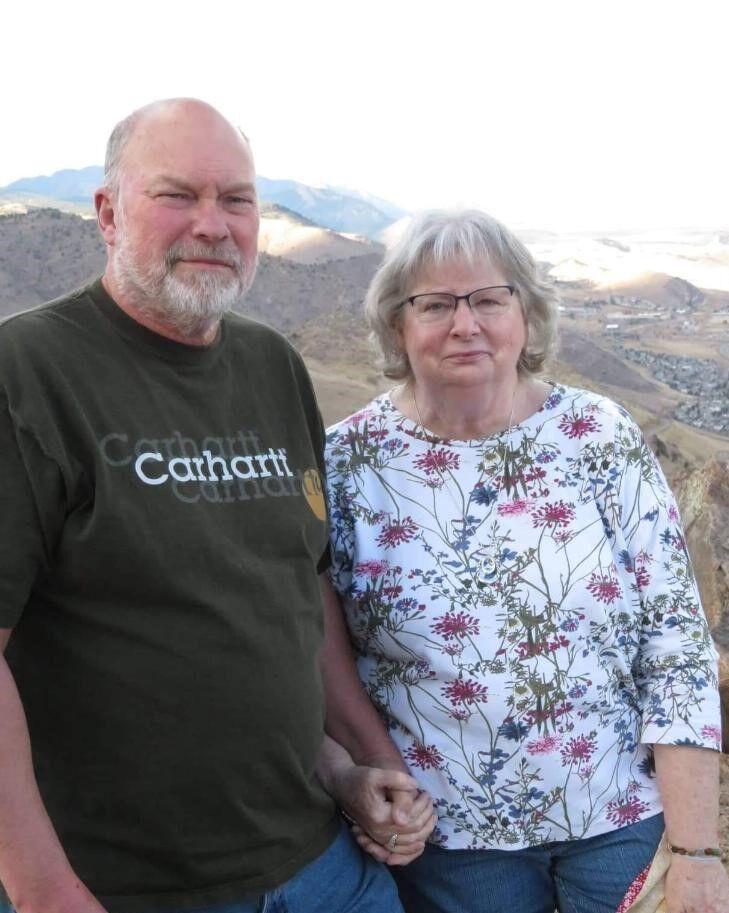 Windell and Debbie Johnson