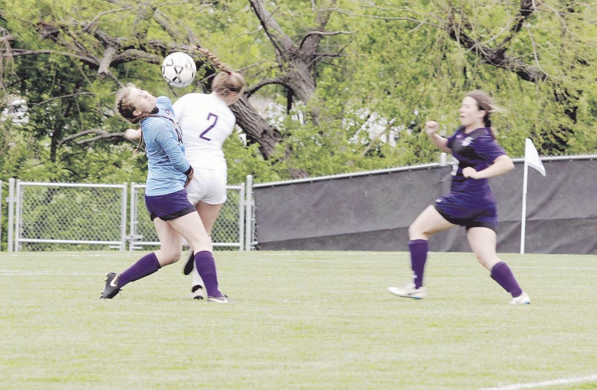 Lemke nets game-winner for Lady Cats on senior night
