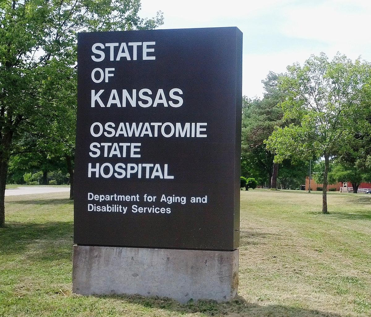 Osawatomie State Hospital Regains Certification Local News