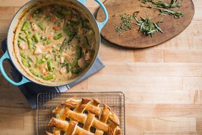 Food Column ATK Chicken Pot Pie
