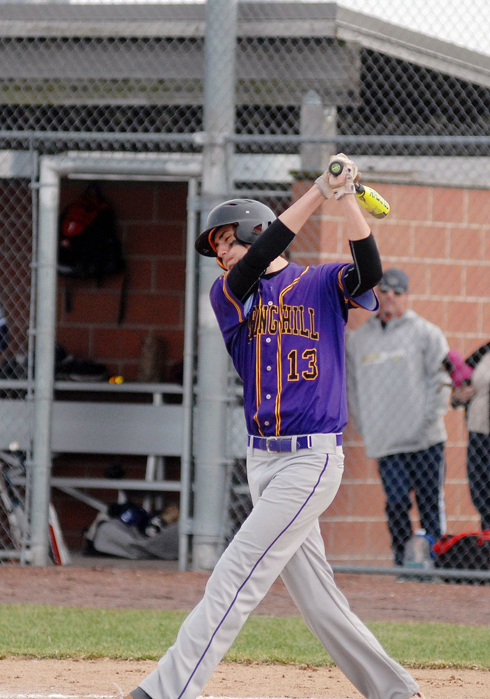 Johnson, Cheatham each club two homers for Spring Hill