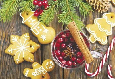THE KITCHEN DIVA: Pair refreshments with holiday cookies