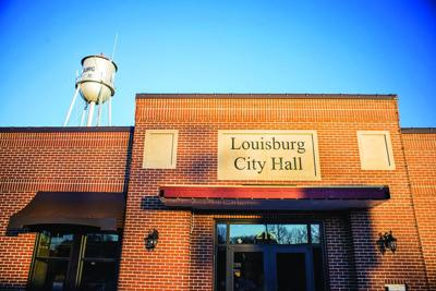 Louisburg City Hall