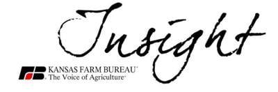 Insight Column - Kansas Farm Bureau