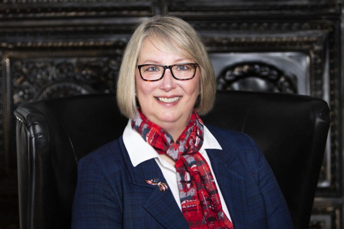Sen. Molly Baumgardner