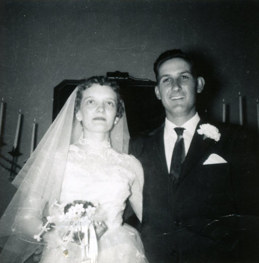 Mathews celebrate 60th wedding anniversary