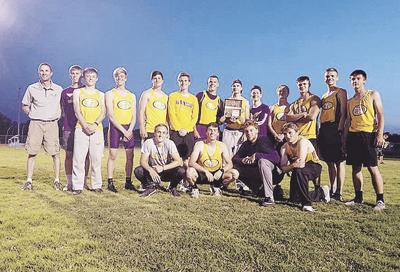 Spring Hill boys runner-up in Class 5A track meet