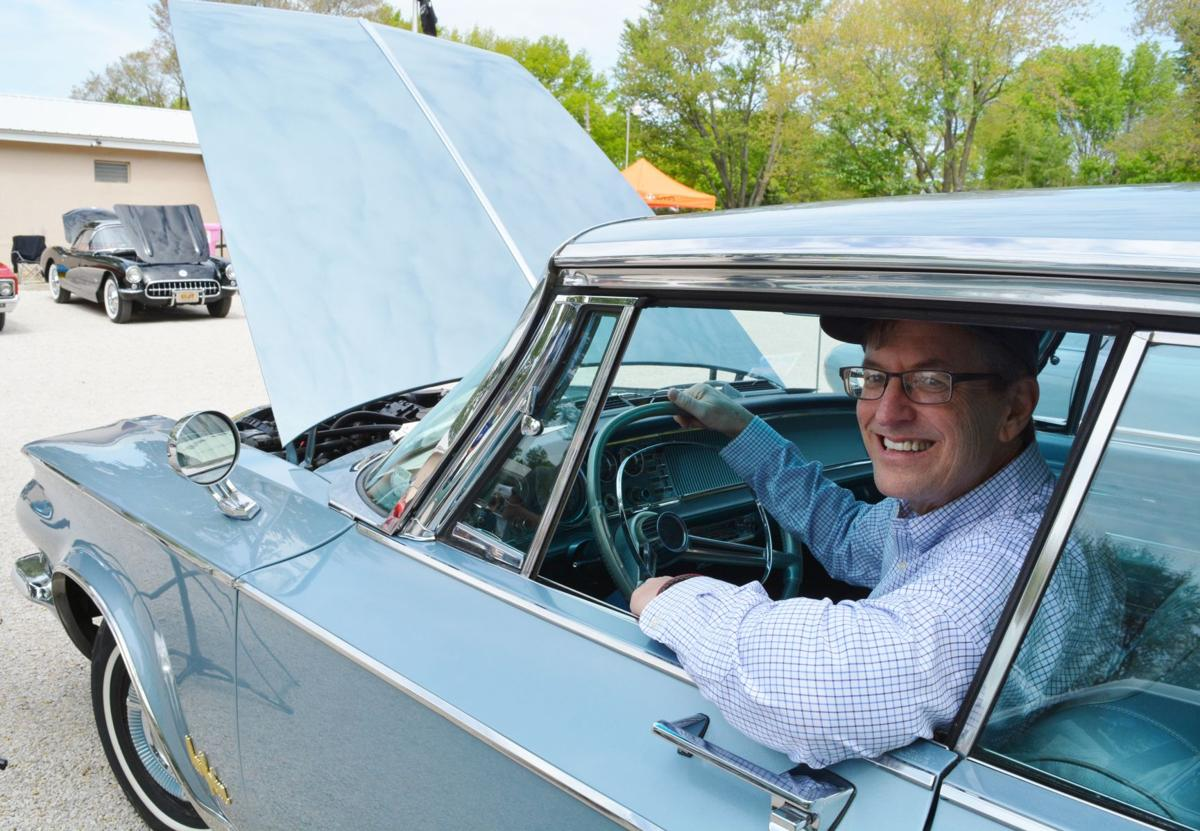 Classics cruise into Louisburg