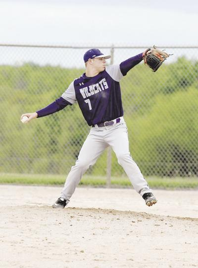 Louisburg baseball ends season in regionals