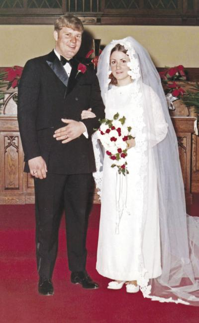 McIntires  celebrating 50 years of marriage