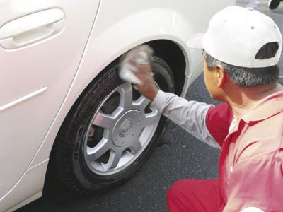 Prevent bugs, sap and other substances from ruining a vehicle