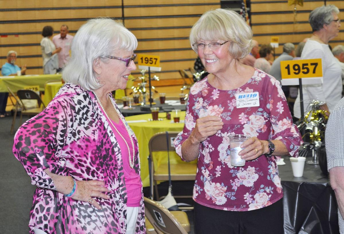 Classmates reunite during alumni celebration | Education