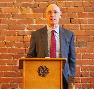 MARC director speaks at Paola Rotary Club