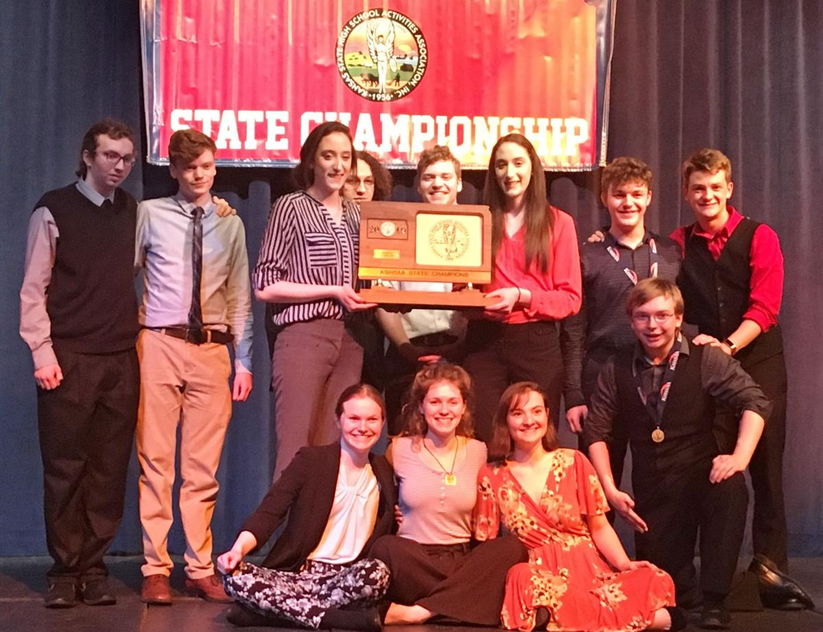 PHS forensics team wins state title