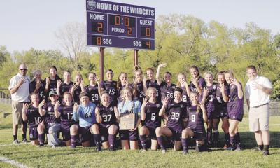 Lady Cats soccer team places second in state, again