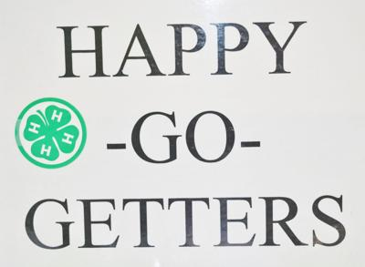 Happy-Go-Getters 4-H Club