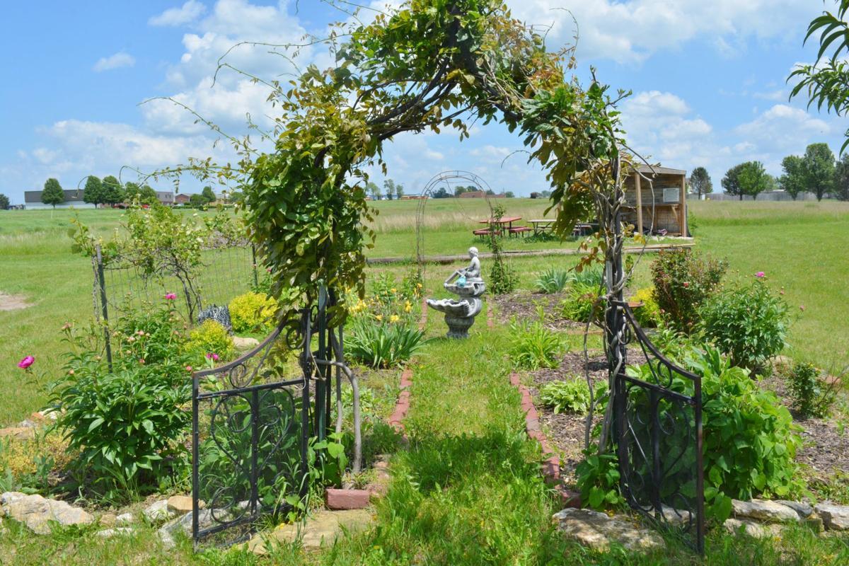 Revitalization underway at Paola Community Garden