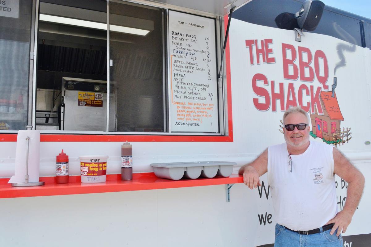 Food trucks growing in popularity