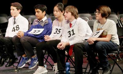 Paola eighth-grader takes fifth place at state spelling bee