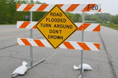 flood sign