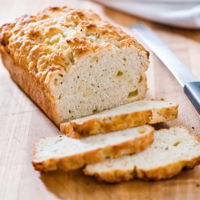 Food Column ATK Quick Cheese Bread