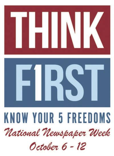 National Newspaper Week 2019: Think First