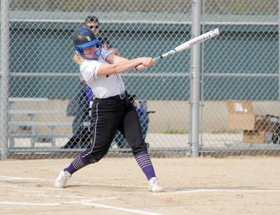 Rison goes 7-for-8 as Louisburg softball team sweeps Osawatomie