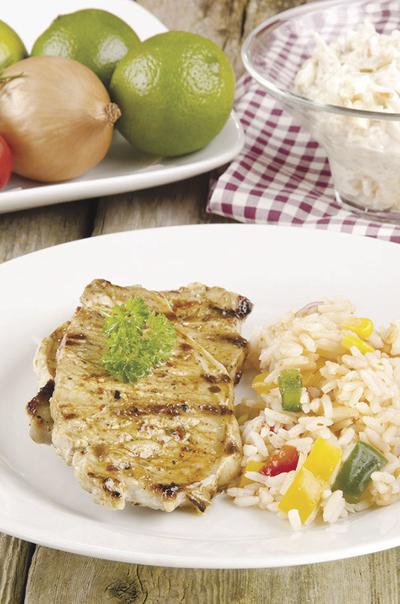 THE KITCHEN DIVA: Small changes build healthy eating habits