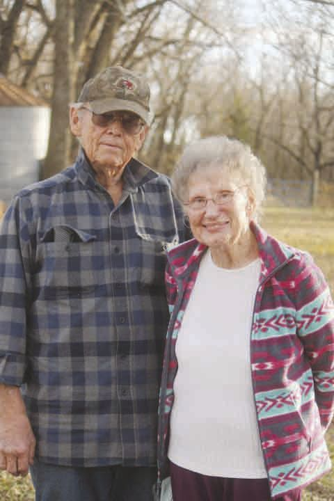 Gabberts celebrating 50 years of marriage