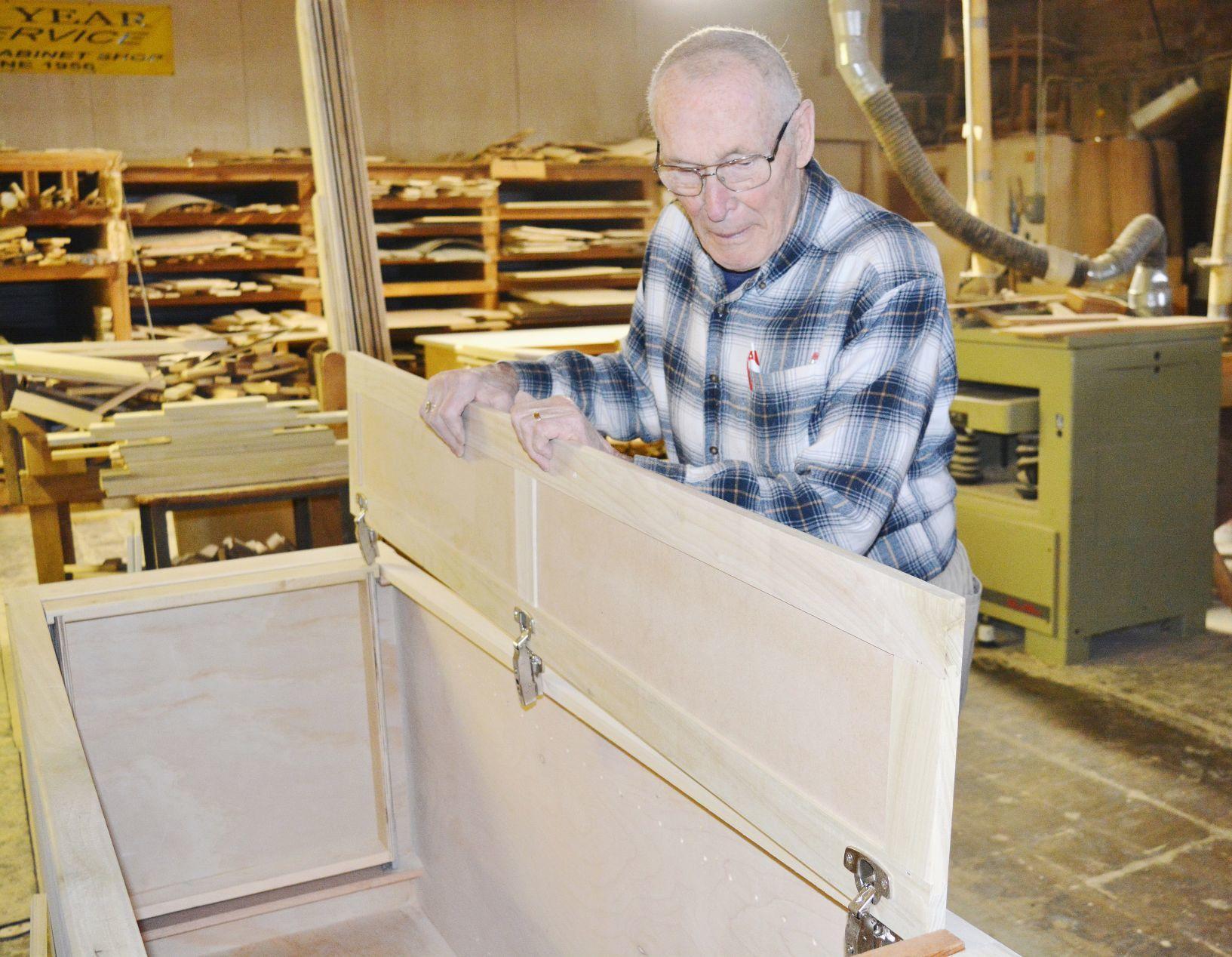 Chamber honors longevity of Hadlock Cabinet & Appliance
