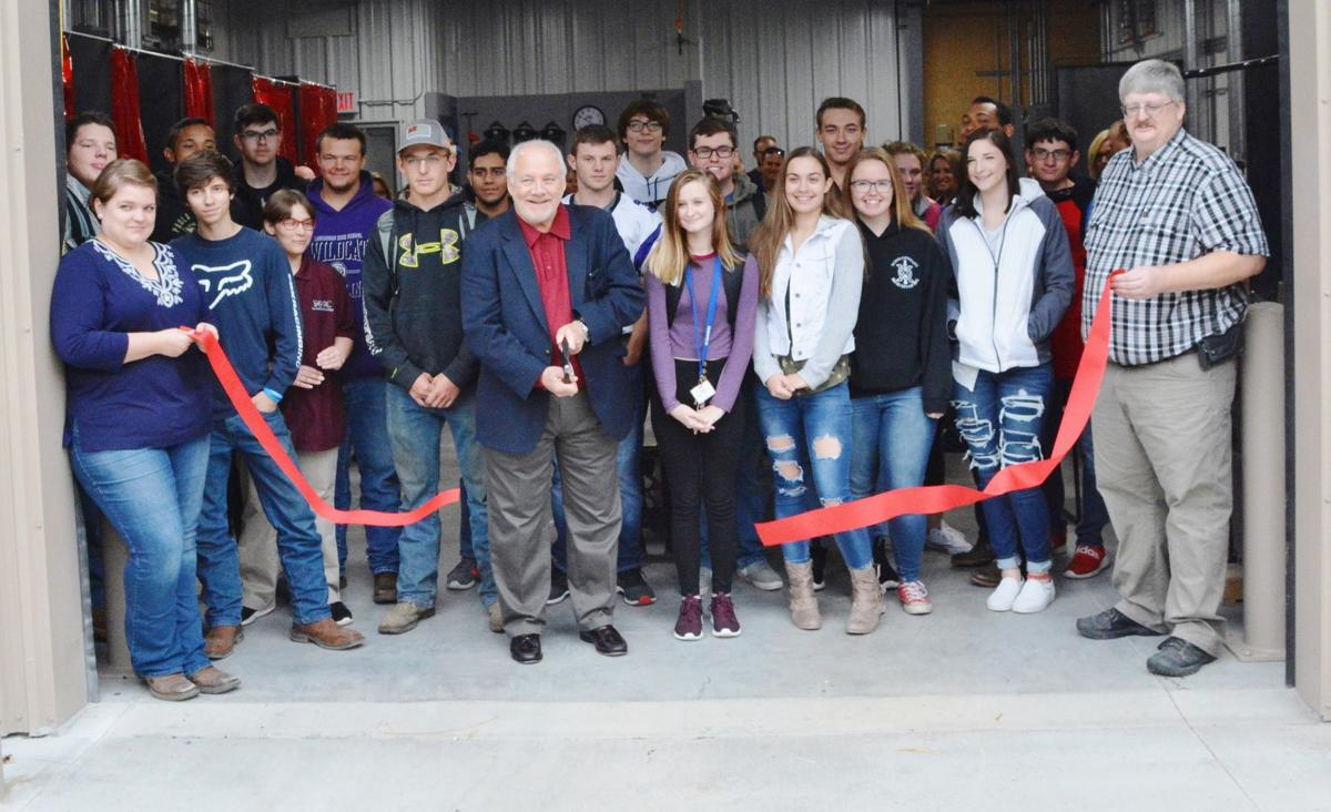 Fort Scott Community College offers opportunities to learn a trade