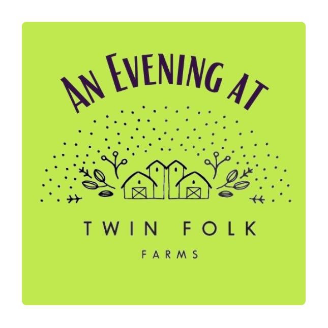An evening at Twin Folk Farms