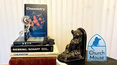 Church mouse: chemistry of family and faith