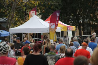 Red Wing Arts Fall Festival, Red Wing, Minn.